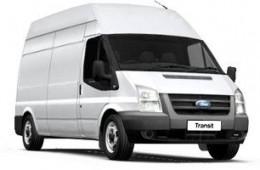 Mercedes Sprinter Van XLWB